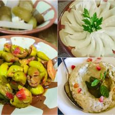 Vegetarian Jordanian Food Culture: A Guide For Vegetarians Traveling In Jordan