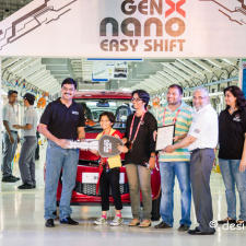 A Visit to Tata Nano Plant as The Chosen Ones