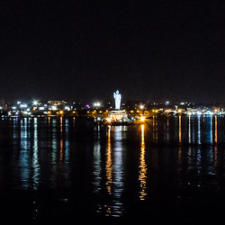 An Evening Walk at Hussain Sagar Tank Bund