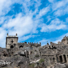 Golconda Fort and The Legend of Bhakta Ramadas