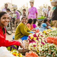 Women Entrepreneurs of India: Some Pictures from my travels