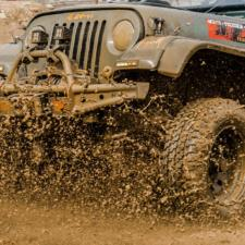 desi goes for Off-Road activity with  JK Tyre- Ranger