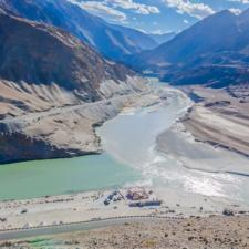 India that is Bharat & a River called Indus