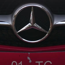 Mercedes Benz- Frame The Star